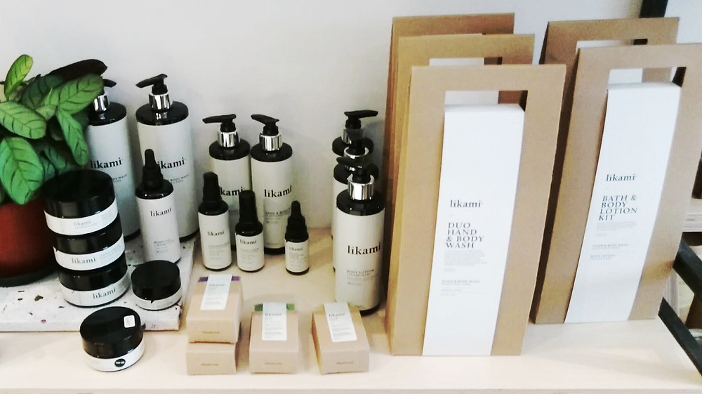 Likami, natural cosmetics, organic cosmetics, made in Belgium, % recyclable, Miuxua