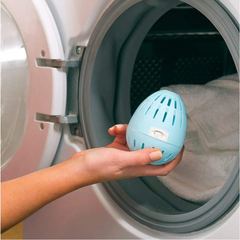 eco egg duurzaam schoonmaken en kleren wassen