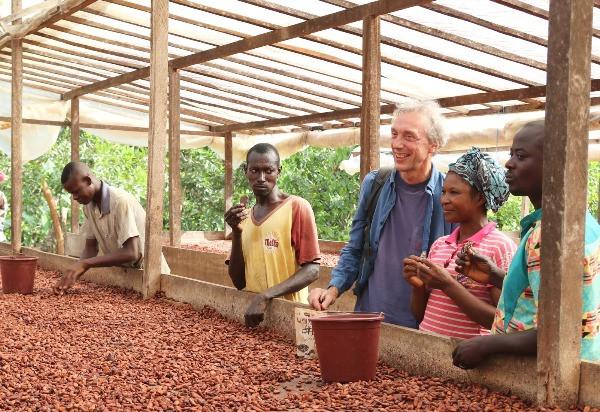 Belgische chocolade fairtrade, vegan, zonder palmolie