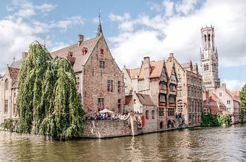 ecological and sustainable teambuilding in Bruges