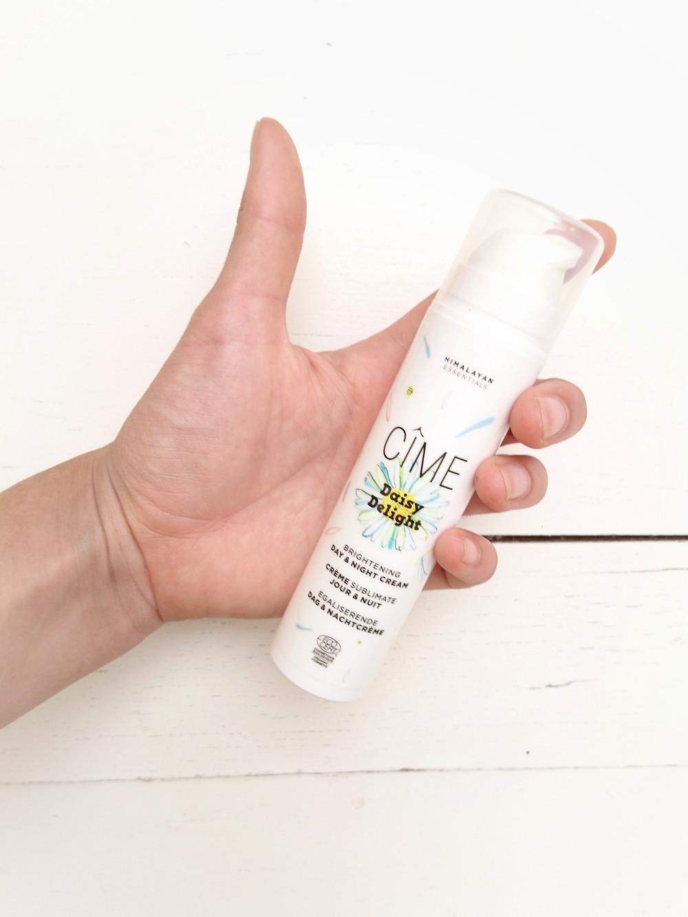 CIME, Daisy Delight, organic skincare, Miuxua