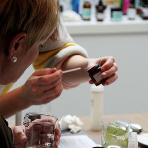 DIY, natuurlijke verzorging, natural personal care, Marion Maakt, Mixua