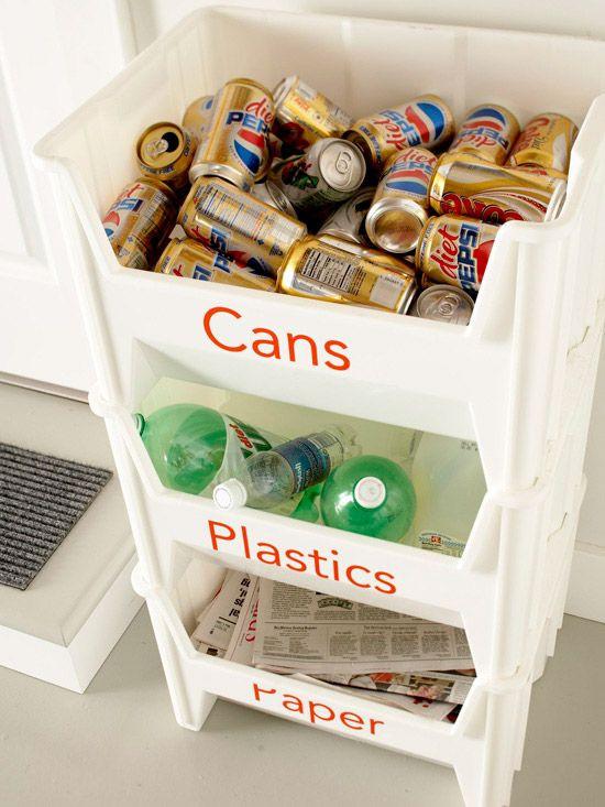 Miuxua, eco-friendly kitchen, conscious lifestyle, recycle, recycling