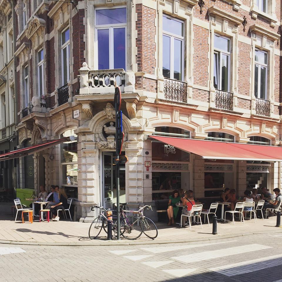 vegan bar Ghent, veggie bar Gent, zero-waste, fairtrade, Eco Tours Mixua