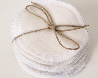 re-usable pad, organic skin care, skincare, Miuxua