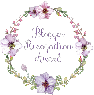 Blogger Recognition Award, Miuxua