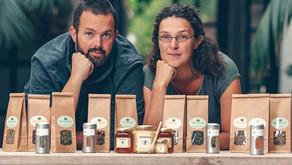 Découvrez les herbes et produits à base de miel de Bee@DenHof