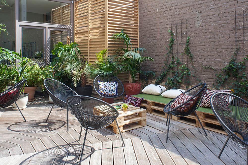 chyl, brussels, green urban garden, Miuxua