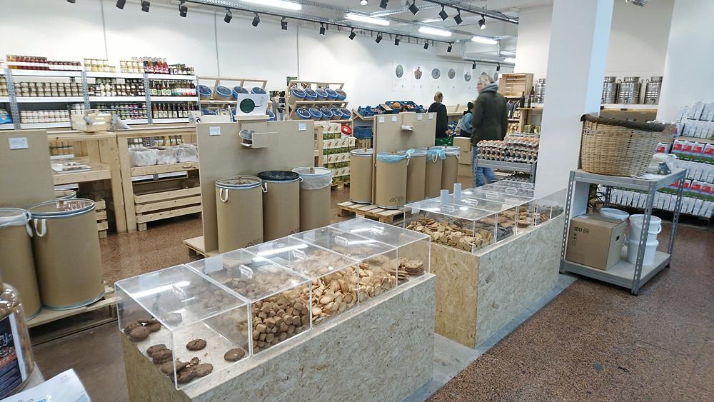 Belgomarkt, zero waste shop, Brussels, Miuxua