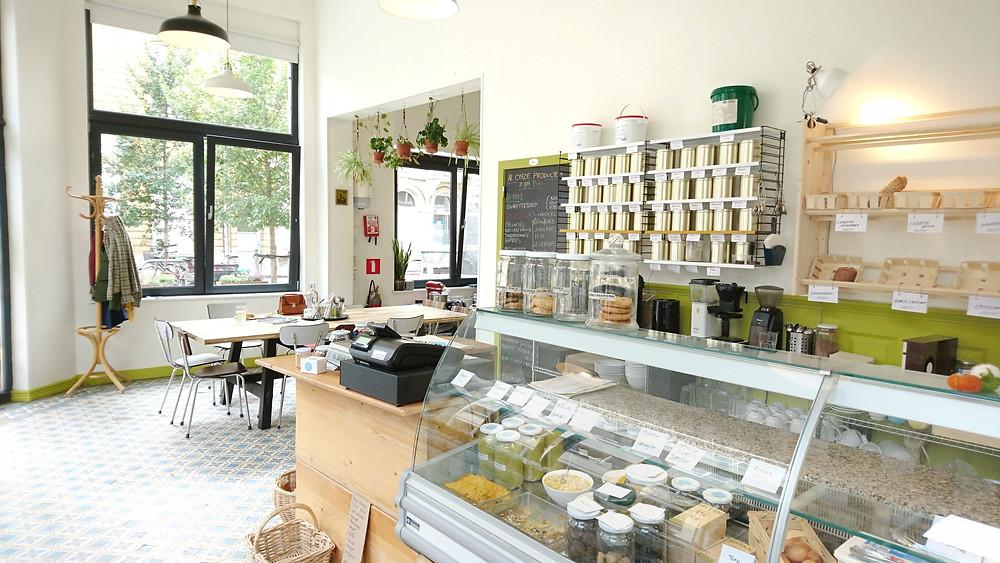 lara kookt voor u, zero waste shop, antwerp, antwerpen, Miuxua
