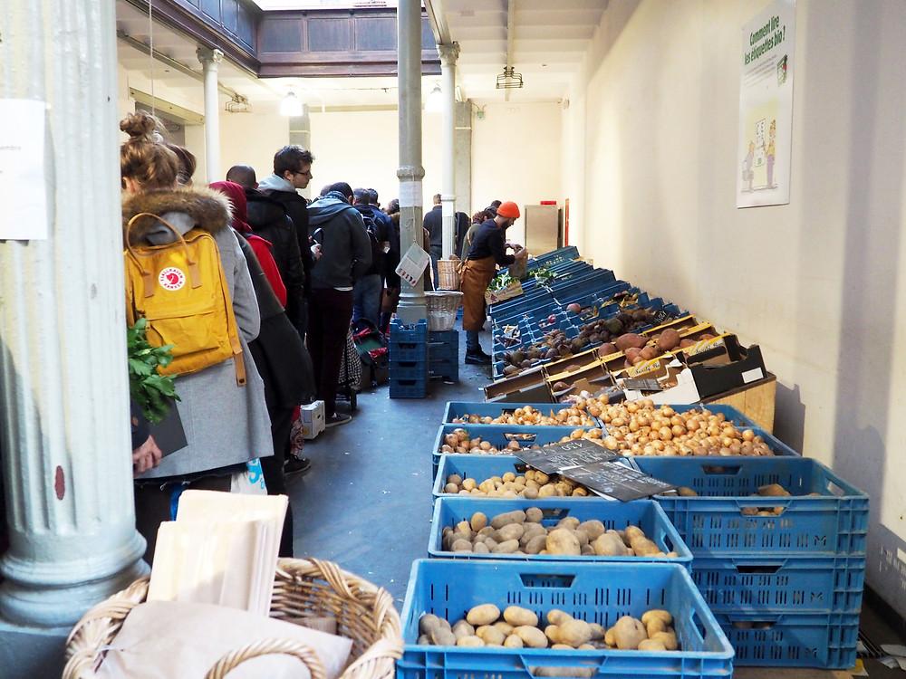 bio, lokaal, zero-waste, fairtrade eten in Gent, Brussel, Antwerpen, Mei Plasticvrij, Mixua