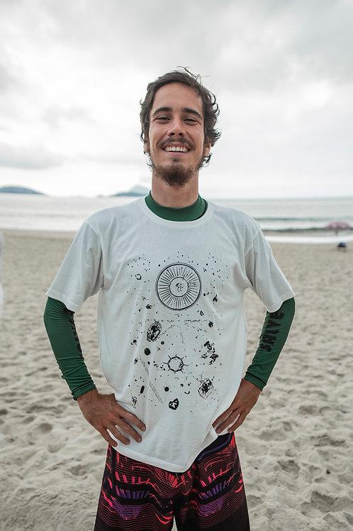 T-Shirt Stone House Travessia Ecológica