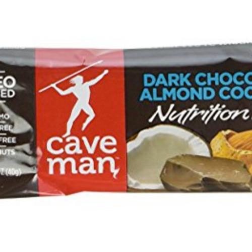 Caveman Food Bars : Home retail advantage