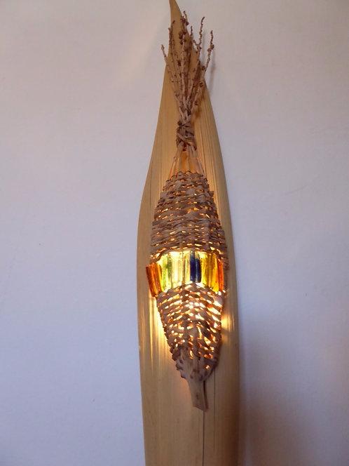 light on a stick