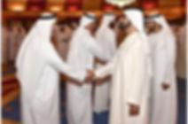 محمد بن راشد يلتقي محامي الإمارات
