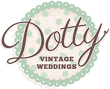 Dotty Vintage Weddings