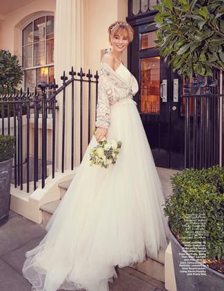 You & Your Wedding Magazine Big Dresses Editorial