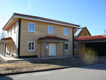 Ein Massivholzhaus ist kein Blockhaus