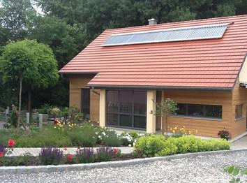 Holzhäuser - Bauen für Generationen