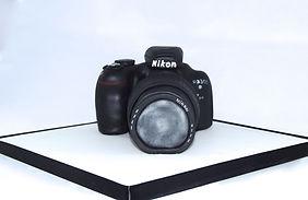 Nikon Camera Cake Sussex