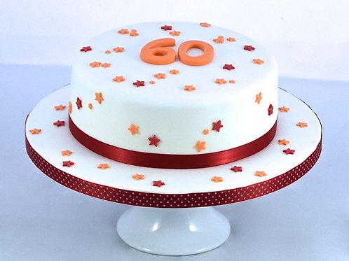 "8"" Celebration Cake"