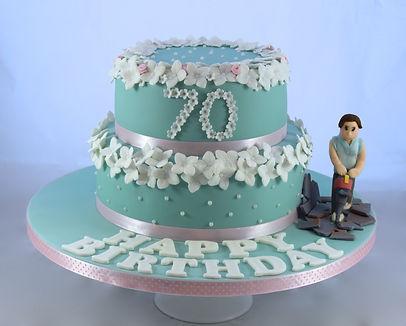 Novelty Birthday Cake Sussex