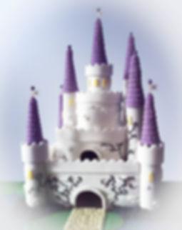 Princess Castle Birthday Cake Sussex