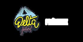 Delta présente - horizontal - vectorisé.