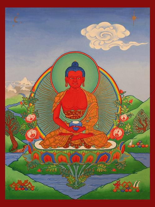 Amitabha Print