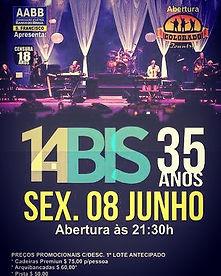 Super show da banda COLORADO COUNTRY noa aniversário de 40 anos de carreira de Guilherme Arantes no Rio Cricket,Niterói-RJ