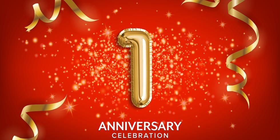 XscapePain 1 Year Anniversary/Ribbon Cutting