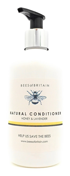 NATURAL CONDITIONER - HONEY & LAVENDER - 250ml