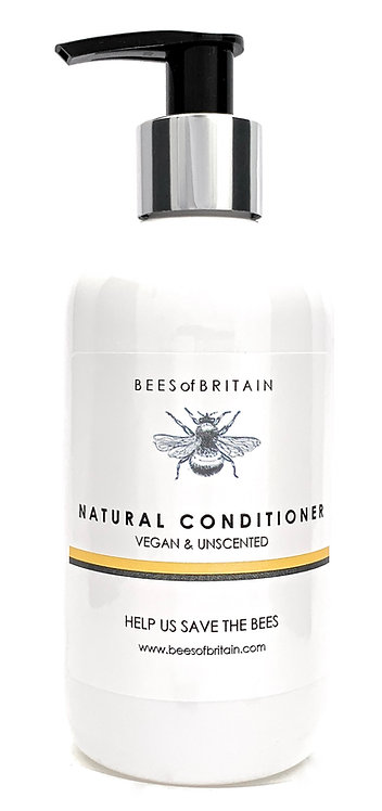 NATURAL CONDITIONER - UNSCENTED - 250ml
