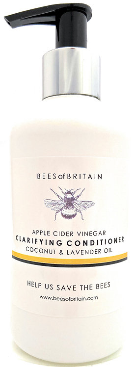 CLARIFYING CONDITIONER - APPLE CIDER VINEGAR & LAVENDER - 250ml