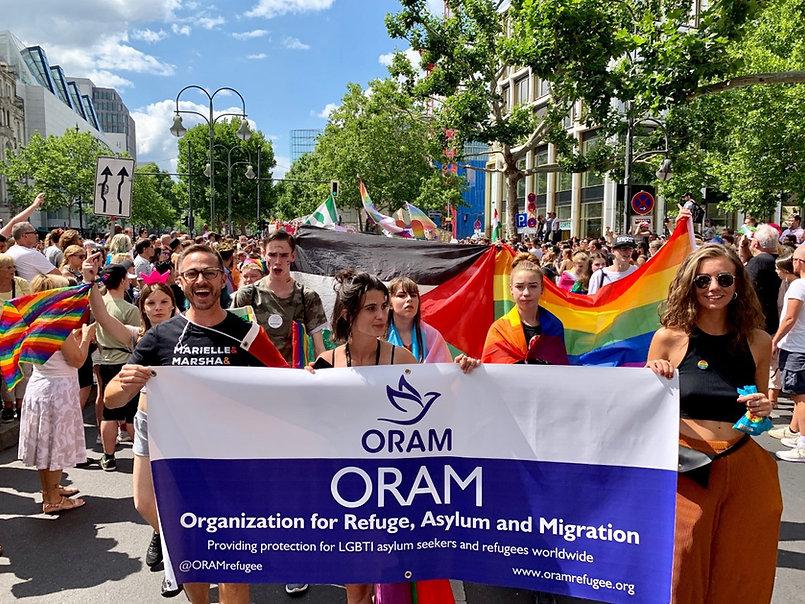ORAM LGBTQIA+ Parade LA