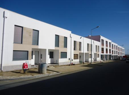 Coordenação de Segurança em Obra na construção de apartamentos, em Évora