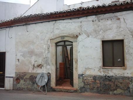 Coordenação de Segurança em Obra, em empreitada de demolição e colocação de cobertura, em Borba