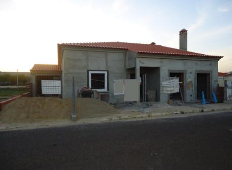 Coordenação de Segurança em Obra na construção de moradia, em Vila Viçosa, Évora