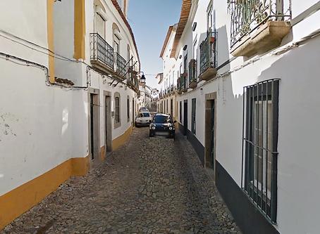 Coordenação de Segurança em Obra, na Reabilitação de Edifício, em Évora
