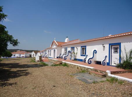 Medidas de autoproteção de empreendimento turístico, em Alandroal, Évora