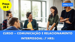 Curso online - Comunicação e Relacionamento Interpessoal    7 Hrs