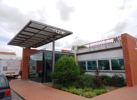 Coordenação de Segurança em Obra de beneficiação do Centro de Saúde de Reguengos de Monsaraz, Évora
