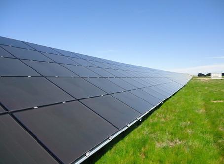 Coordenação de Segurança em Obra na construção de duas centrais solares fotovoltaicas, em Évora