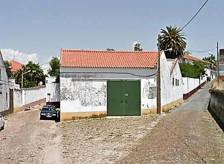 Medidas de autoproteção de mini-mercado, em Alcáçovas, Évora