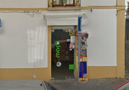 Medidas de autoproteção de cafetaria, em Évora