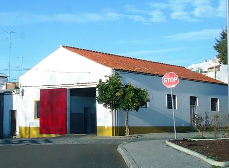 Medidas de autoproteção de oficina automóvel, em Arronches, Portalegre