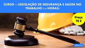 Curso online - Legislação de Segurança e Saúde no Trabalho  | 14 Hrs