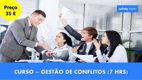 Curso online - Gestão de Conflitos    7 Hrs