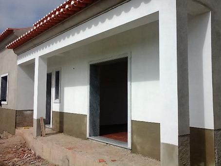 Coordenação de Segurança em Obra na construção de moradia, em Estremoz, Évora