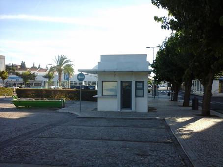 Coordenação de Segurança em Obra na construção de uma quiosque, em Vila Viçosa, Évora